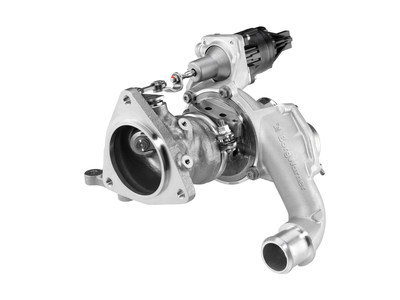 BorgWarner's proven wastegate turbocharger provides quick response and enhances engine performance and fuel efficiency while significantly reducing emissions for the Honda Civic.