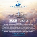 Insomniac Reveals Official Lineup for 3rd Annual Dedicated Trance Festival, Dreamstate SoCal