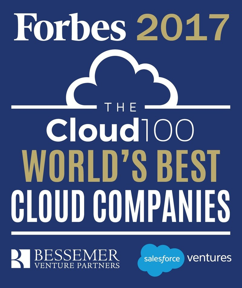 ADYEN NAMED TO SECOND ANNUAL FORBES 2017 CLOUD 100 LIST