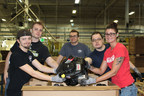 Employees at Briggs & Stratton Corporation's Murray, Kentucky plant recently hit a major milestone: producing their 85 millionth small engine.