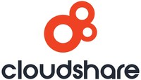 CloudShare logo (PRNewsfoto/CloudShare)