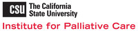 CSU Institute for Palliative Care Logo (PRNewsfoto/CSU Institute For Palliative Ca)