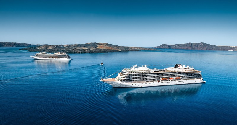 In its first two years of service, Viking has been voted a #1 Ocean Cruise Line by Travel + Leisure readers in the 2017 World's Best Awards. On the heels of christening its third ocean ship, Viking Sky – and just before the launch of its fourth ship, Viking Sun – this year's win reinforces Viking's position as the formidable category leader. Visit www.vikingruises.com for more information. (PRNewsfoto/Viking Cruises)
