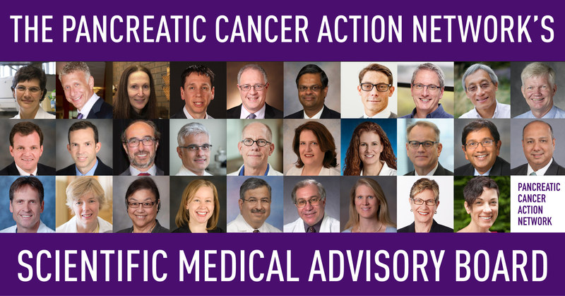 The Pancreatic Cancer Action Network introduces its 2017 Scientific And Medical Advisory Board