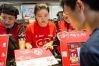 Yum China Restaurants Open Doors for One Yuan Donation Program