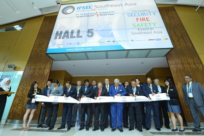 IFSEC SEA 2017 is supported by Malaysia's Ministry of Home Affairs, Royal Malaysia Police, CyberSecurity Malaysia, Asian Professional Security Association (Malaysia), ASIS International (Malaysia Chapter) and British Security Industry Association