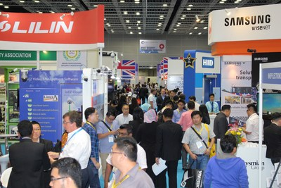More than 350 world leading brands attracting around 10,000 industry players from around Southeast Asia