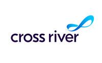 Cross River logo. (PRNewsfoto/Cross River)