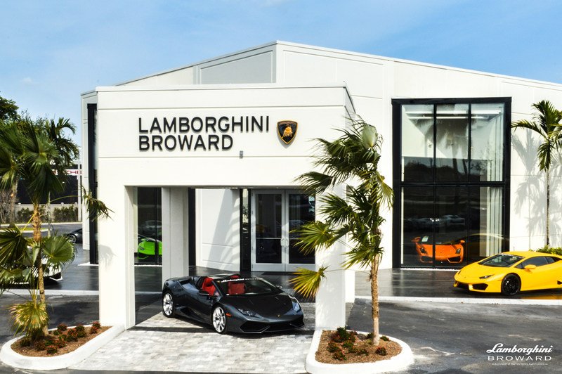 Warren Henry Auto Group is expanding in Florida with the recent establishment of Keys Auto Center in Key West and openings of Audi Gainesville and the first Lamborghini dealership in Broward County. (PRNewsfoto/Warren Henry Auto Group)