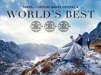 Crystal Is 'World's Best' - Again And Again And Again