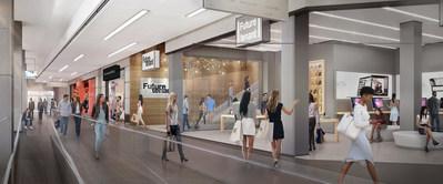 PATH Retail at One York (CNW Group/Menkes Developments Ltd.)