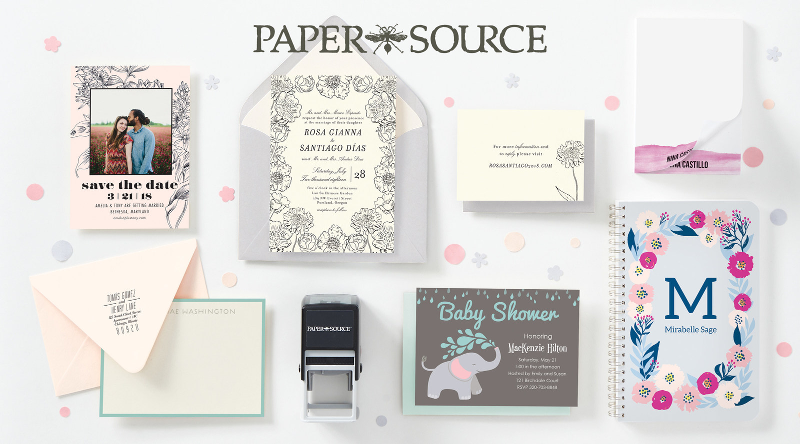 Paper online store