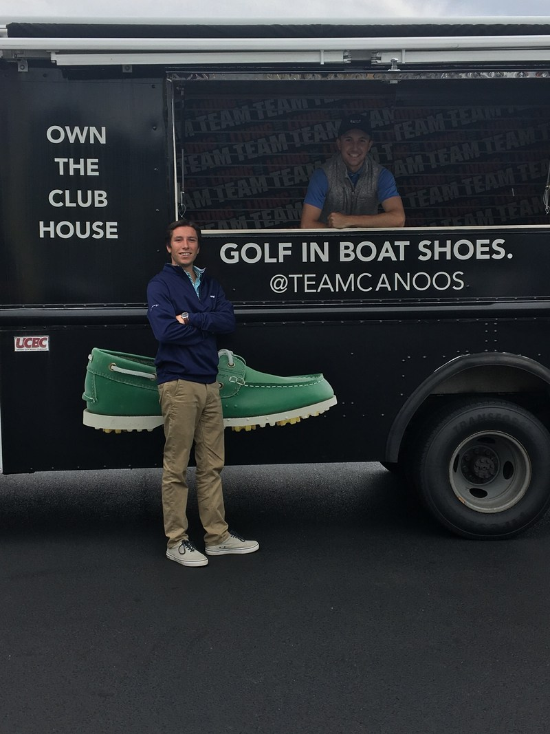 The Canoos Truck Tour hits the road!