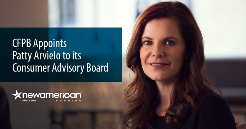 CFPB Appoints Patty Arvielo to its Consumer Advisory Board