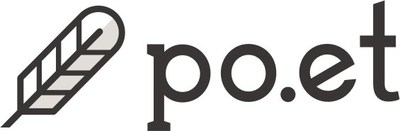 Po.et Logo (PRNewsfoto/Po.et)