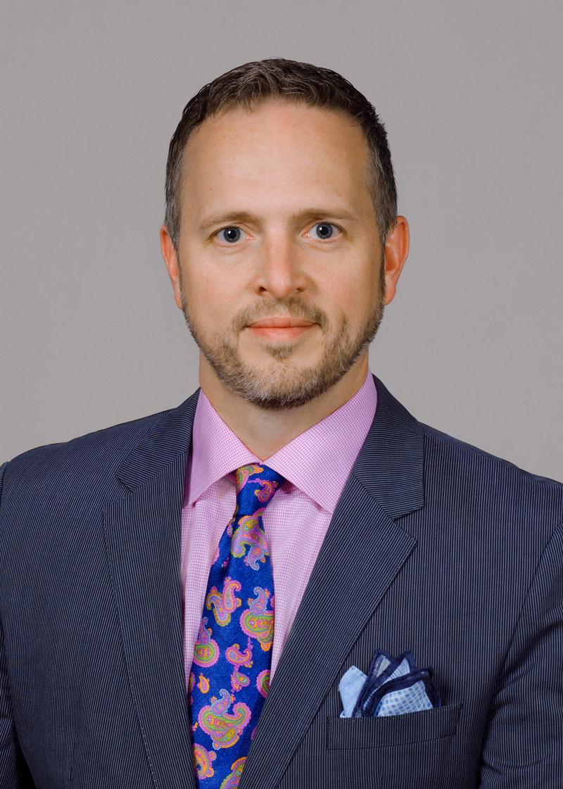 Mark Herndon, a member of Virginia Commonwealth Bank's  Richmond Community Board.