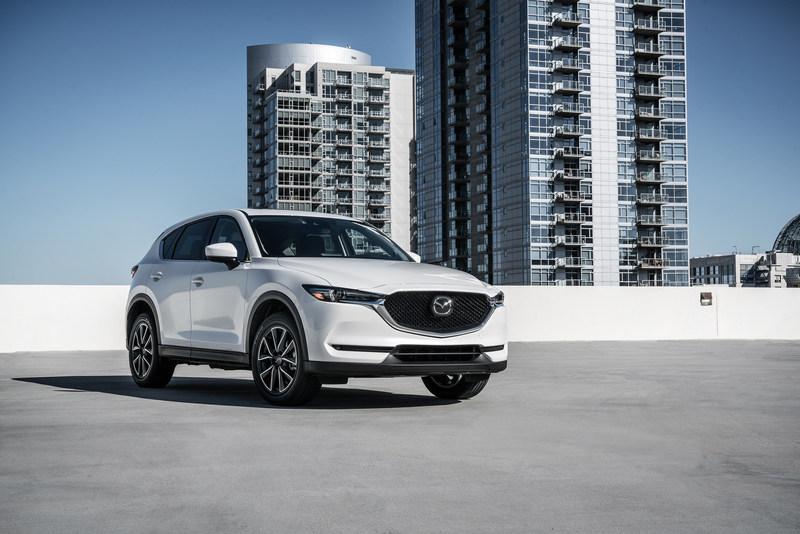All-new Mazda CX-5 (CNW Group/Mazda Canada Inc.)