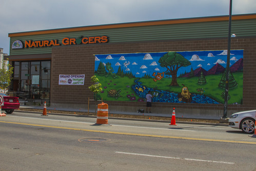 Natural Grocers brings natural and organic food to a Denver food desert with the opening of a new store in Denver's River North (RiNo) neighborhood