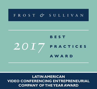 Frost & Sullivan Applauds StarLeaf's Visionary Leadership in the Video Conferencing Industry for Delivering Exceptional Services Based on its Purpose-Built Architecture, the OpenCloud