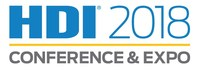 HDI 2018 Opens Call for Speakers: Proposals Due July 31, 2017
