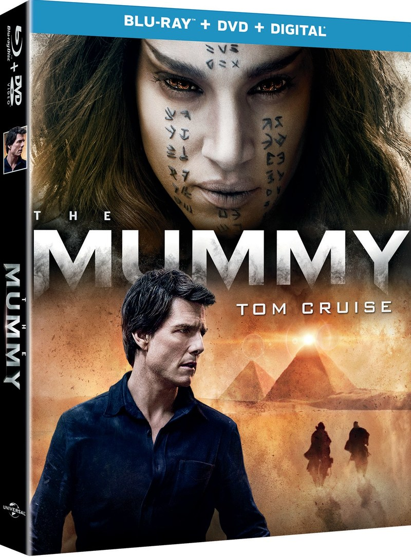 From Universal Pictures Home Entertainment: The Mummy