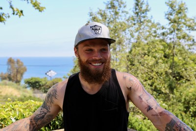 Professional hockey player Max Domi will be shaving his beard to support diabetes via live stream on Wednesday July 12 at 5:30 p.m. as part of #FundRazor for Diabetes, a new GoFundMe campaign. All proceeds will go to the JDRF Revolution Ride to Defeat Diabetes #jdrfrevolution. (CNW Group/The Colony Project)