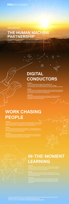 Realizing 2030: The Human Machine Partnership