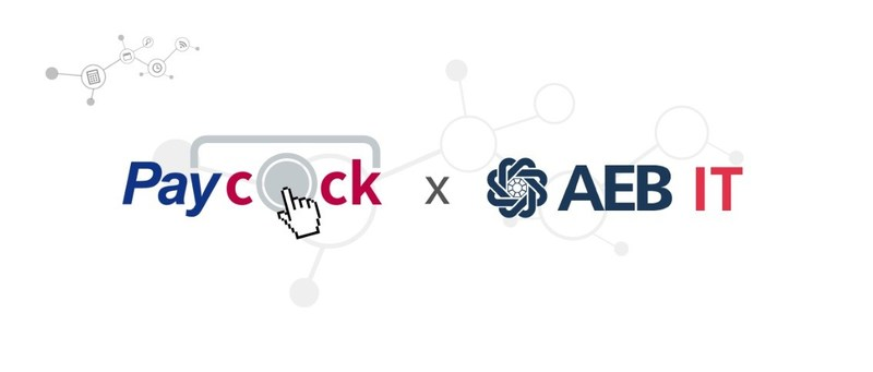 The Korean fintech startup Paycock has signed a business MOU with AEB IT, a Russian financial IT corporation.