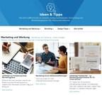 Vistaprint startet mit Ratgeber-Seite für Kleinunternehmer