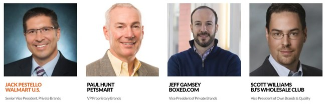 Executives from Walmart, PetSmart, Boxed.com and BJ's Wholesale Club