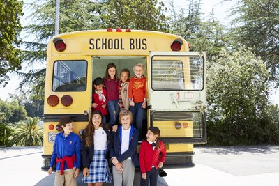 Lands' End launches the Smart Stop for Back to School