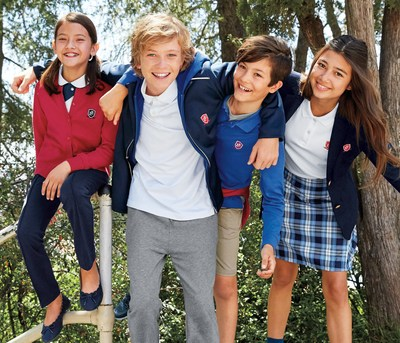 Lands' End School Uniforms earns top marks year after year