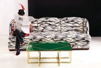 Design Sensation, Miles Redd, Launches Bold New Collection of Furnishings and Accessories with Ballard Designs