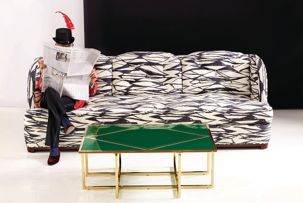 design sensation miles redd launches bold new collection of design sensation miles redd launches bold new collection of furnishings and accessories with