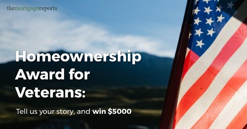 The Mortgage Reports VA Homeownership Award