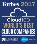 SendGrid Is Named To Second Annual Forbes 2017 Cloud 100 List