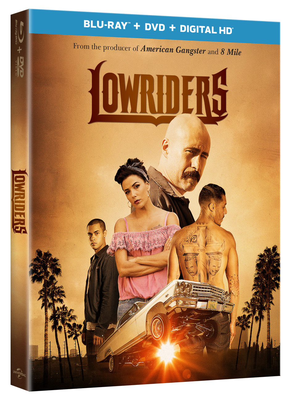 From Universal Pictures Home Entertainment: Lowriders