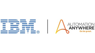 IBM and Automation Anywhere announced a collaboration designed to help streamline operations and assist employees with repetitive digital tasks by making it easier to integrate software bots into business processes.