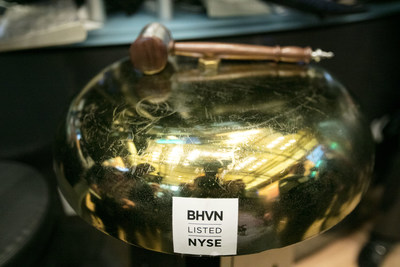 Biohaven (BHVN) traded on the NYSE (Photo credit: NYSE)