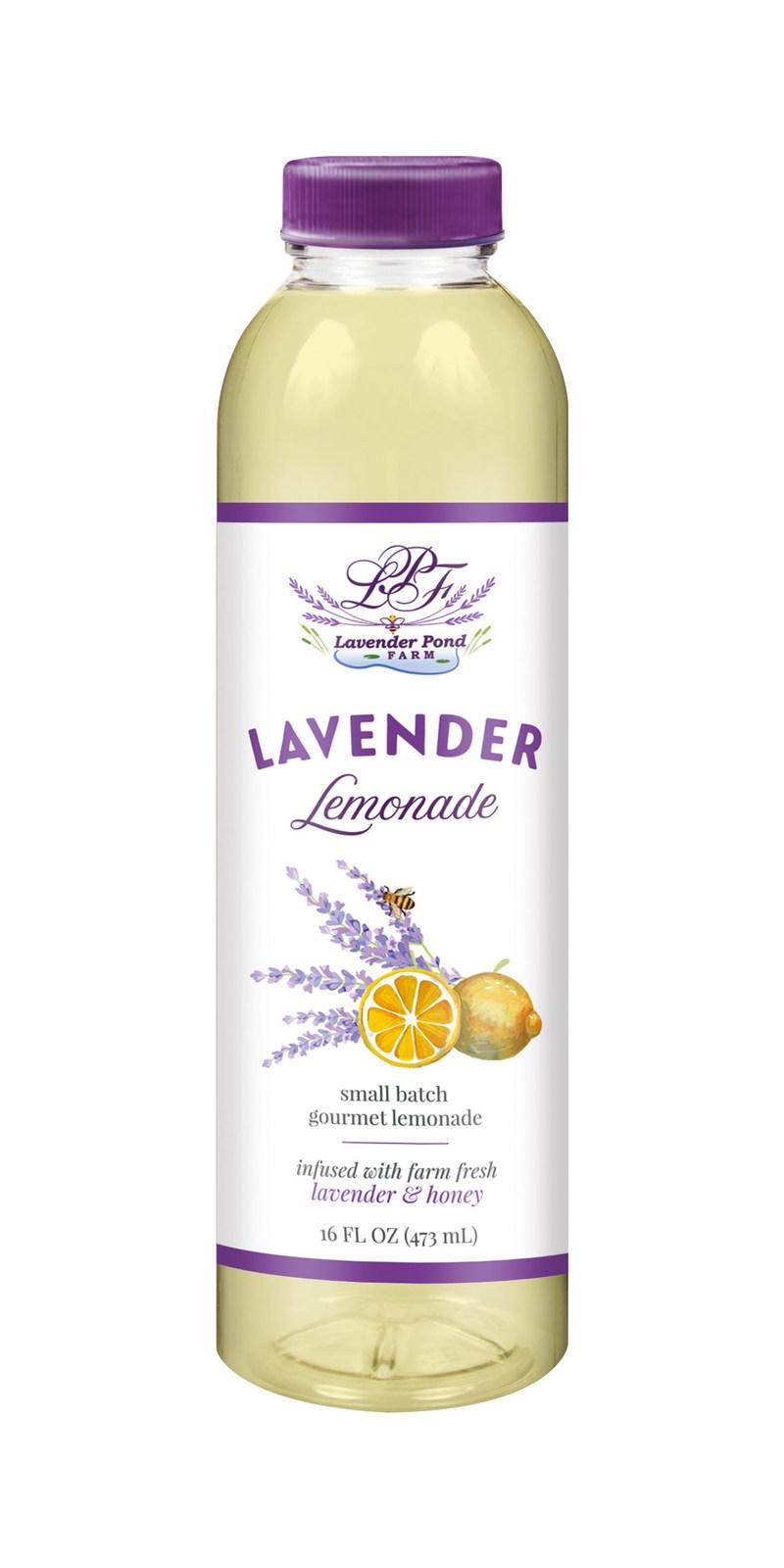 Lavender Lemonade from Lavender Pond Farm