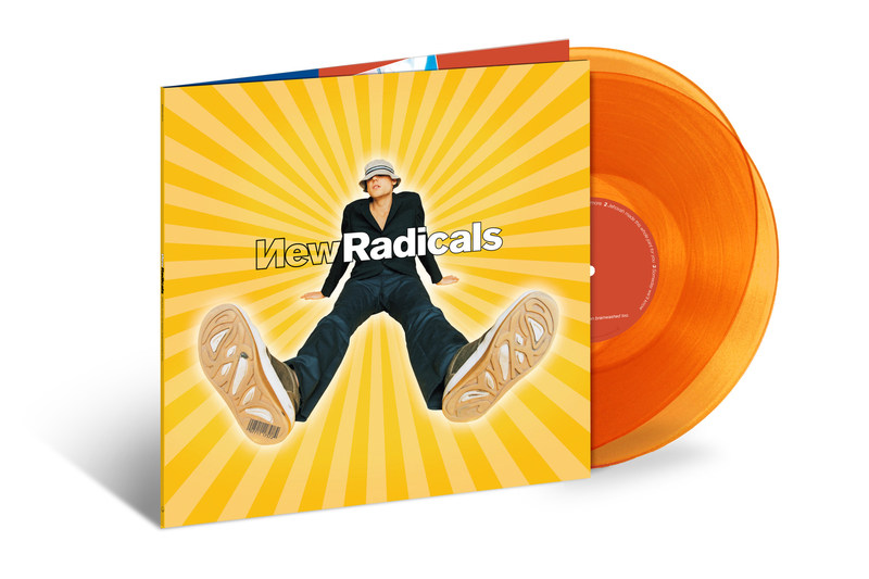 "NEW RADICALS' 1998 ALBUM, MAYBE YOU'VE BEEN BRAINWASHED TOO, GETS FIRST-EVER VINYL RELEASE AS 2-LP SET, PLUS SPECIAL TRANSLUCENT GOLD ALBUM EDITION, AUGUST 4, VIA UMe   Album includes hit single ""You Get What You Give"" and ""Someday We'll Know"""