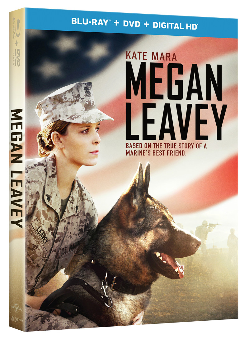 From Universal Pictures Home Entertainment: Megan Leavey