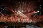 La cérémonie d'ouverture des 17èmes Championnats du Monde FINA transforme le Budapest historique et le Danube en un théâtre grandiose