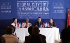 Foro de Desarrollo Global City 2017 (PRNewsfoto/Kunshan Hetai Real Estate Co.,)