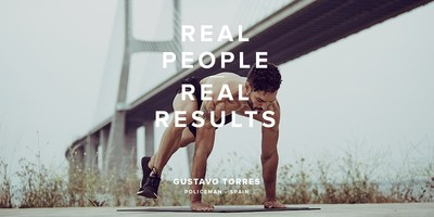 Freeletics Real People Real Results Ad Campaign