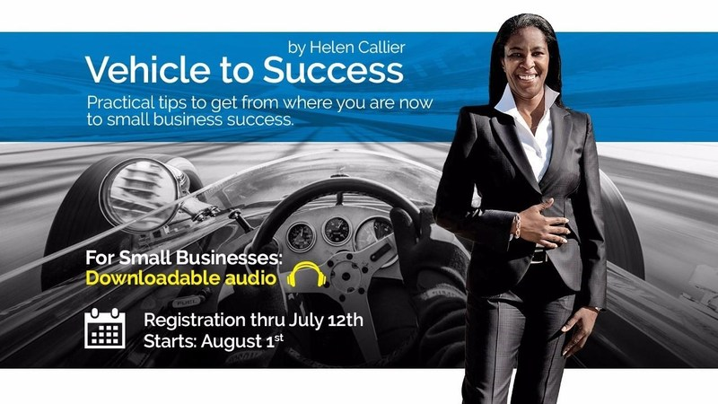 Vehicle to Success downloadable audio great to use for learning in your vehicle