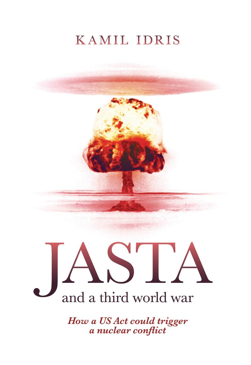 JASTA by Kamil Idris (book cover)