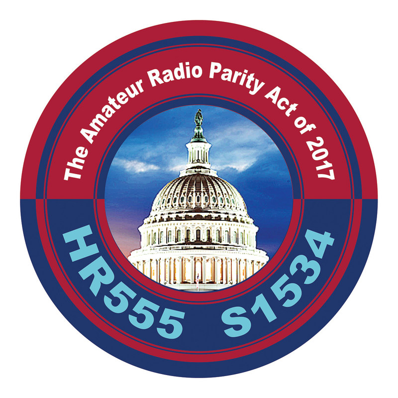 The Amateur Radio Parity Act of 2017, S 1534, was introduced this week in the Senate by Senators Roger Wicker (R-SC) and Richard Blumenthal (D-CT). The bill is identical to H.R. 555, which passed the House of Representatives in January. The legislation takes vital steps necessary to protect the right of all Amateur Radio operators to practice their craft in their residences, ensuring that they are prepared when needed in the case of an emergency.