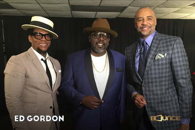 In Bounce's new Ed Gordon celebrity special premiering Mon. July 17 at 10:00 pm ET, Gordon sits with Cedric the Entertainer and D.L. Hughley who, among other things, discuss the state of comedy in the age of President Donald Trump and the pros and cons of utilizing material based on the activities of the current administration.