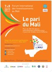 Anuncio de The Invest In Mali Forum 2017